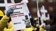 """""""Las opciones de que pase existen"""": vocera de la Casa Blanca aclara el panorama sobre la posible reforma migratoria"""