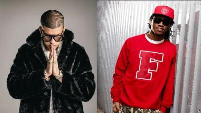 Bad Bunny teases 'Loco' collaboration with Future