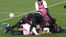 Con ánimo y diversión, el Tri cerró su preparación para enfrentar a Gales
