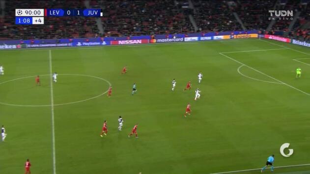 ¡GOOOL! Gonzalo Higuaín anota para Juventus