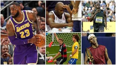 Días de pesadilla: LeBron ante Pacers y las peores derrotas de grandes deportistas