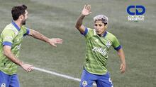 Raúl Ruidíaz y Nicolás Lodeiro destacan el crecimiento de la MLS