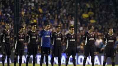 Lanús gana a Argentinos Juniors vuelve a liderar la Liga argentina