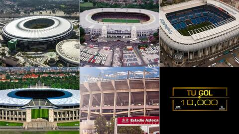 El Estadio Azteca tiene un lugar en la historia del fútbol que pocos pueden presumir