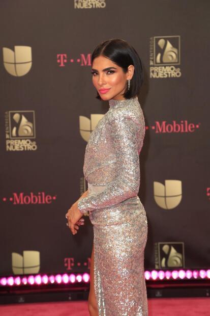 La modelo ha hecho carrera en la conducción de programas como El Gordo y La Flaca, La Banda y La Reina de la Canción.