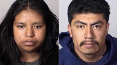 Bebé recién nacido muere tras ser estrangulado; la madre y su novio fueron arrestados como los principales sospechosos