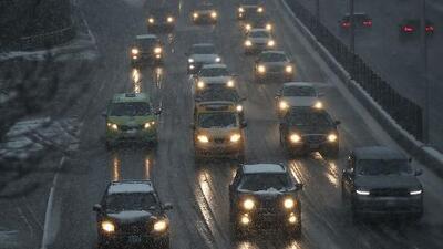 Recomendaciones de seguridad vial: conduce en invierno de forma segura