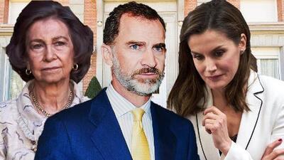"""Esto es lo que más le ha molestado al rey de España del lío entre las reinas (lo está llevando """"fatal"""")"""