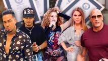 Ozuna, Olga Tañón, Daddy Yankee, Shakira y otros famosos que han plasmado su nombre en los Guinness World Records