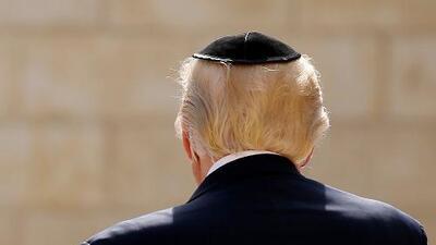 Trump está a punto de reconocer la soberanía de Israel sobre territorios ocupados