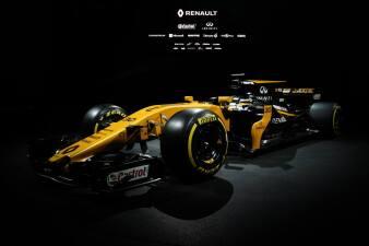 Renault ya tiene su arma para la nueva temporada de la Fórmula 1