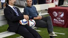 """Marcelo Balboa sobre Colorado Rapids """"Es la primera vez que gastaron la lana"""""""