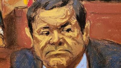 'El Chapo' Guzmán rechaza testificar en su juicio por narcotráfico en Nueva York
