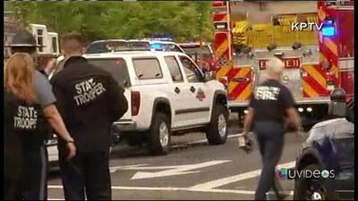Dos muertos tras tiroteo en escuela cerca de Portland, Oregon
