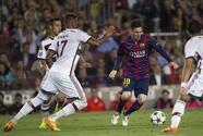 Boateng se 'arde' de burlas por la humillación de Messi