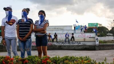 El 'Diálogo Nacional' espera la respuesta de Ortega mientras EEUU pide elecciones adelantadas en Nicaragua