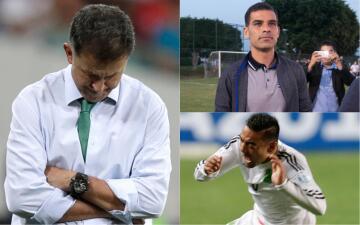 México, con duras bajas, poca competencia y dudas a menos de un mes de la eliminatoria