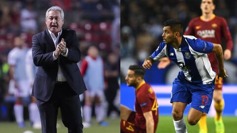 """Vucetich sobre 'Tecatito': """"Al final los equipos son los que le pagan, la Selección solo es un gusto"""""""