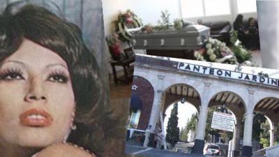 Cumplen la última voluntad de Emilia Martell, la actriz mexicana que se suicidó en un baño de la ANDA