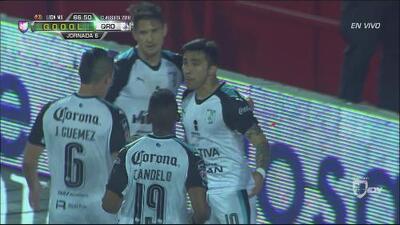 Penalti y Puch acabó con el récord de Lajud: Xolos 0 - 1 Querétaro