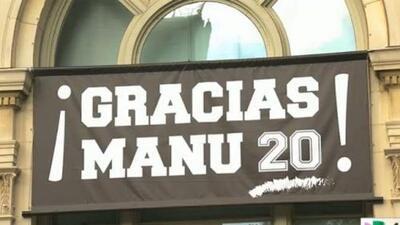 Repaso al día en que Manu Ginobili se convirtió en leyenda