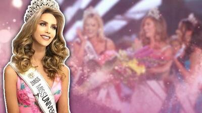 Ella es Ángela Ponce, la mujer transgénero que hace historia como la primera en concursar en el Miss Universo