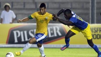 Brasil y Ecuador empataron en inicio del Grupo B del sudamericano Sub-20
