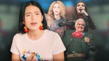 """Ángela Aguilar """"la regó"""" y no está sola: otros artistas que se equivocaron al cantar el himno"""