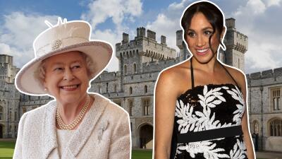 Meghan no daría a luz en el hospital como Kate Middleton, preferiría seguir los pasos de la reina Isabel II