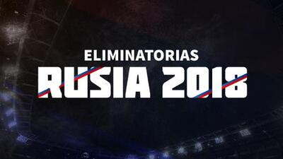 Clasificados Mundial Rusia - todos los clasificados