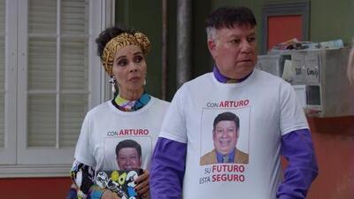 Vecinos - Los candidatos