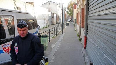 Liberan a siete de los ocho detenidos tras operativo en Saint-Denis
