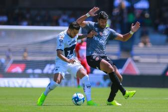 Pumas vs Necaxa, Apertura 2019, Liga MX, en imágenes