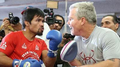 Pacquiao y Freddie Roach: ¿El final de una de las asociaciones más exitosas del boxeo?