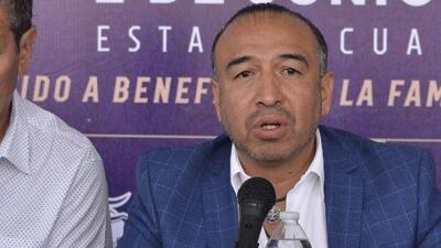 Manuel Jiménez, presidente del Puebla, aseguró que 'Chelís' está seguro en su puesto