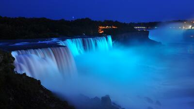Las cascadas más impresionantes del mundo