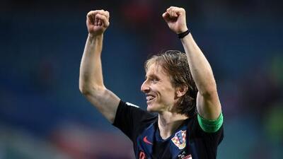 """'Paco' Villa: """"Si Luka Modrić llega a la final del Mundial y la gana, se queda con el Balón de Oro"""""""
