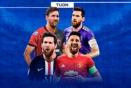 Las seis opciones que tiene Messi para seguir su carrera