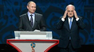 FIFA define eliminatorias del mundial  Rusia 2018