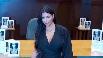 ¿Usará Kim panza falsa y madre sustituta?