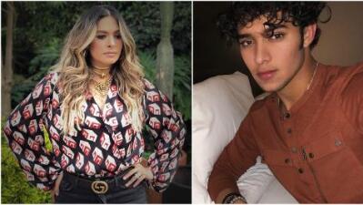 """Galilea Montijo pide """"unas nalgadas"""" para Joel de CNCO y enfurece a sus fanáticas"""