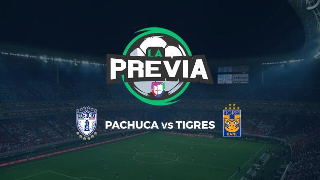 Pachuca y Tigres, una eliminatoria nivelada en torneos cortos de la Liga MX