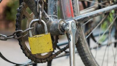 Cómo evitar que los ladrones se roben las bicicletas