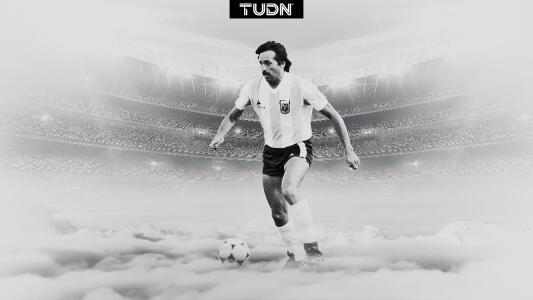 Leopoldo Luque, campeón con Argentina en 1978, muere de COVID-19