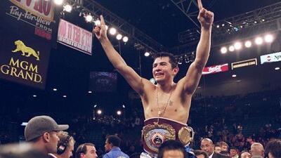 Marco Antonio Barrera ingresará al Salón de la Fama del Boxeo