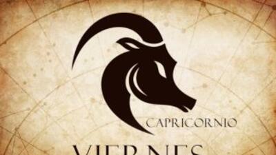 Capricornio - Viernes 17 de octubre: Lo mejor ocurrirá después