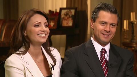 """""""Cuando un hombre te da motivo sale la leona que tengo"""": Angélica Rivera había advertido a Peña Nieto en 2010"""