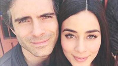 Esmeralda Pimentel confirmó su noviazgo con Osvaldo Benavides