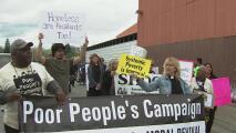 Activistas de California se unen a iniciativa para mejorar las condiciones de personas de bajos recursos