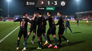 El City remonta en tres minutos para avanzar en la FA Cup